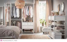 IKEA slaapkamer inspiratie - #slaapkamer #bedroom #home #interior