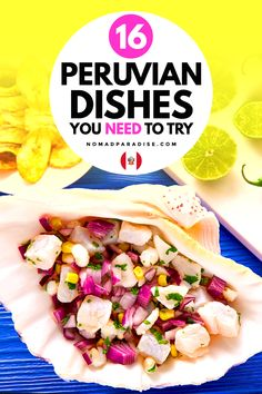 Peruvian Dishes, Peruvian Cuisine, Peruvian Recipes, Awesome Food, Good Food, Yummy Food, Meal Recipes, Delicious Recipes, Peru Travel