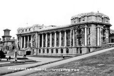OP_WGTN_009 Wellington City, New Zealand, Island, Building, Travel, Image, Viajes, Buildings, Islands