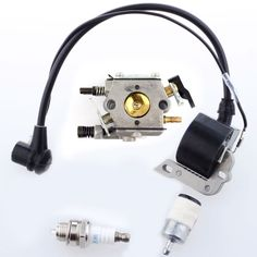 Brand New Ignition Coil Carburetor Carb Fuel Filter For HUSQVARNA 51 55 Chainsaw Free Shipping