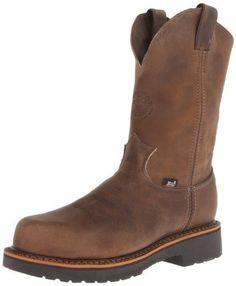 Justin Original Work Boots Men's Jmax PN CT Composite Work Boot,Tan/Crazy Horse,9 D US - http://authenticboots.com/justin-original-work-boots-mens-jmax-pn-ct-composite-work-boottancrazy-horse9-d-us/