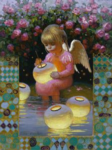 We are professional Victor Nizovtsev supplier and manufacturer in China.We can produce Victor Nizovtsev according to your requirements.More types of Victor Nizovtsev wanted,please contact us right now! Victor Nizovtsev, Floating Lanterns, I Believe In Angels, Garden Angels, Angels Among Us, Oil Painters, Arte Popular, Angel Art, Belle Photo