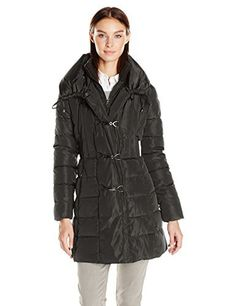 "Puffer jacket with inner ribbed knit vest and waist detail   	 		 			 				 					Famous Words of Inspiration...""Half of maturity consists of knowing when and how to be immature.""					 				 				 					Chris Bowyer 						— Click here for more from Chris...  More details at https://jackets-lovers.bestselleroutlets.com/ladies-coats-jackets-vests/casual-jackets/product-review-for-fancy-jessica-simpson-jessica-simpson-womens-pillow-collar-puffer/"