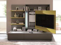 SMART LIVING by Ozzio Italia design Marco Pozzoli, Stefano Curioni