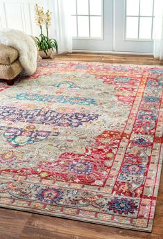 Modern Rugs, the most loved in the US. These modern rugs will conquer your home decor like are conquering the heart of US. Some of them are modern area rugs. Bohemian Room, Bohemian Decor, Bohemian Style, Vintage Bohemian, Bohemian Homes, Vintage Floral, Vintage Room, Bohemian Living, Vintage Style