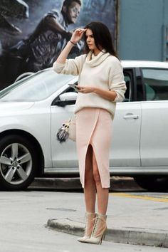 A look at Kendall & Kylie Jenner's best shoe moments.