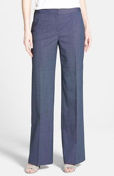 Classiques Entier® Suiting Trousers (Regular & Petite) available at #Nordstrom