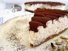 Kahveli Soğuk Pasta(10 Dakikada)