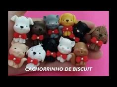 CACHORRINHO DE BISCUIT - YouTube