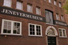 Jenevermuseum in Schiedam, the Netherlands