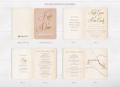 A Kerry Harvey Designs Signature design - 'All that Glitters' is a beautiful yet subtle vintage collection, encapsulating warm romantic tones and fonts. The added dash of personality with touches of gold and glitter* create a contemporary feel yet still in-keeping with that vintage look of all Kerry Harvey designs.  Inspired by a palette of gold, blush, cream, and a touch of berry, with a vintage 'Glitz & Glam' feel, this is a stunning way to announce and showcase the first taste ...