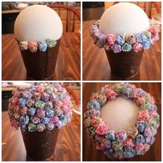 Candy Topiary Tutorial  Pinspired: Candy Topiaries ~ Dana Renee {Style}