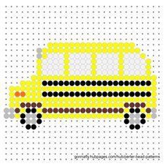 Vehicle+Perler+Bead+Patterns