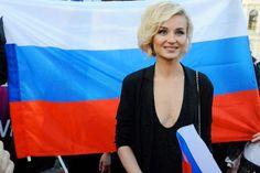 На самом деле Полина Гагарина пела про Украину // KP.RU