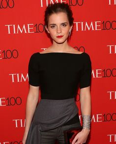 Emma Watson Is Starting the Book Club of Your Dreams from InStyle.com