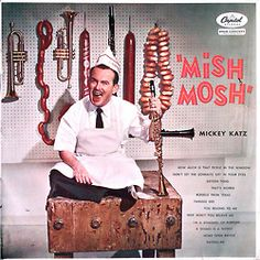 """The Beatles weren't the only ones to have a record with an """"infamous butcher cover,"""" you know. excitingsounds:  Mish Mosh..."""