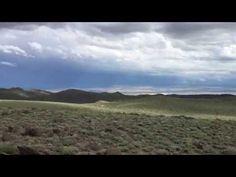 Hiking around Bodie Hills and Jeff Davis Peak -