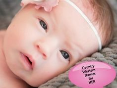 Rough and tough, pretty, creative , fun country names for HER  www.thebabynamer.weebly.com