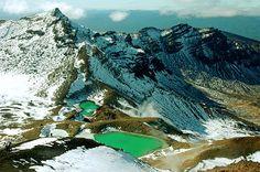 Emerald Lakes :)