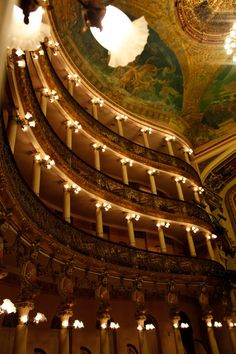 Lo Schiavo - Teatro Amazonas - Manaus #amazonia