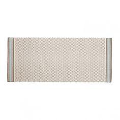 60x140 Firenze Teppich - Grau | Jute & Co.