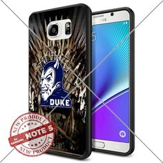 NEW Duke Blue Devils Logo NCAA #1114 Samsung Note 5 Black Case Smartphone Case Cover Collector TPU Rubber original by ILHAN [Game of Thrones] ILHAN http://www.amazon.com/dp/B0188GPQEC/ref=cm_sw_r_pi_dp_9KDLwb1ANYKVA