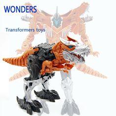 Chuyển đổi khủng long Robot biến dạng đồ chơi cho trẻ em & Boys & Kids hành động hình mô hình đồ chơi Dinosaur