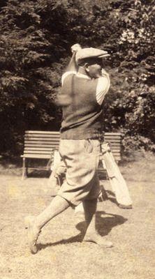 George Cumming, Canadian Open champion 1905