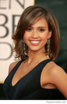 Beautiful short bron hair inspiration
