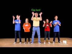 """John Jacobson dance to the song """"E papä wairi,"""" a New Zealand Maori Stick Game song arranged by John Jacobson and John Higgins and. Music Lessons For Kids, Dance Lessons, Music For Kids, Yoga For Kids, Music Express, Music And Movement, Primary Music, Piano Teaching, Music Activities"""
