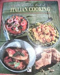 The Complete Book of Italian Cooking
