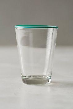 Colour Pop Juice Glass #anthropologie