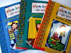 Lot of 3 FREE SHIP 2-4 AMAZING DAYS OF ABBY HAYES paperback books