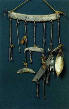 Siberian Shaman's Amulets