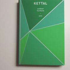 Kettal catalogue 2015 Graphic Design Books, Book Design, Color Trends, Color Combos, Layout, Color Lines, Gd, Graphics, Creative