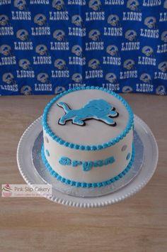 detroit lions cupcake shop