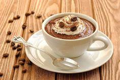 Delícias do Dia-a-Dia: MOUSSE  DE  CAFÉ  II