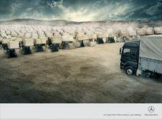 Mercedes-Benz Turk Mercedes-Benz Axor Cargo Trucks: Forklifts - Adeevee