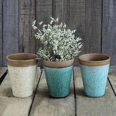 Ceramic Planters ==