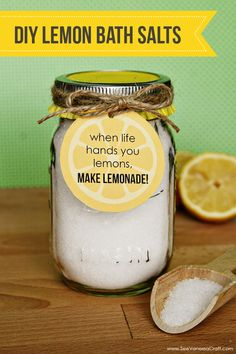 Lemon Bath Salts 2 web
