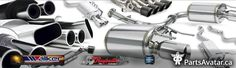 PartsAvatar.ca Provides Muffler and Pipe Assembly parts made by various manufacturers. A complete internal drainage system helps prevent condensate acids from collecting between partitions or at the muffler heads. The section of tubing between the catalytic converter(s) and the rear muffler on cars that have two parallel exhaust pipes. Performance mid-pipes often have a perpendicular connecting pipe or the pipes temporarily merge. This is to equa