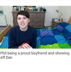 Is danisnotonfire and amazingphil dating