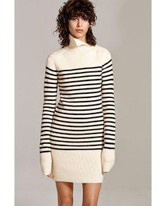 Imagem 1 de VESTIDO MINI-RISCAS da Zara