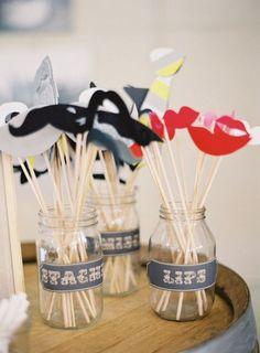 フォトブースを盛り上げるアイテム☆結婚式のおしゃれフォトプロップス一覧♡ウェディング・ブライダルの参考に♪