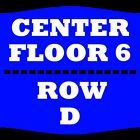 #Ticket  2 TIX THE COMEDY GET DOWN 5/14 FLOOR 6 ROW D SAVE MART CENTER FRESNO #deals_us
