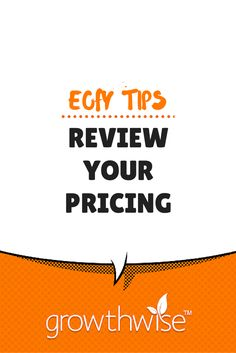 End of Financial Year #eofy is a great time to review your prices as well as your services