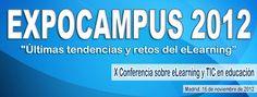 Expocampus - Conferencia sobre eLearning y TIC en educación