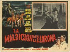 La maldición de la Llorona (The Curse of the Crying Woman), 1963