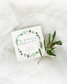 Tuscan-inspired Save the Date: http://www.stylemepretty.com/2016/07/13/how-to-pull-off-a-tuscan-inspired-celebration-in-the-states/