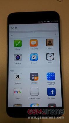 Mola: Imágenes de lo que parece ser el Meizu MX4 con Ubuntu Touch